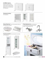 badezimmer die s e s e i t e fl ren waschkommode mit 2. Black Bedroom Furniture Sets. Home Design Ideas